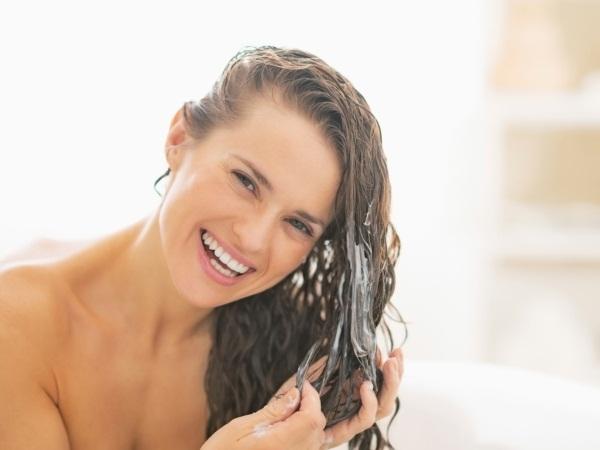 healthy hair user